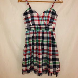 Tommy girl spaghetti strap summer dress